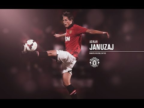 Adnan Januzaj ★ New Football Star ★ Skills & Goals 2013/2014 | HD 1080p