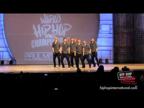 Philippine Allstars (Philippines) • 2011 World Hip Hop Dance Championship (Adult)