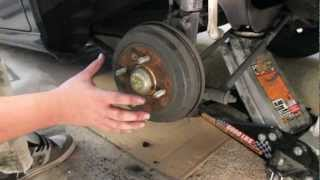 How to Replace Rear Brakes Hyundai