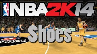 NBA 2K14 Mods: How To Add Different Types Of Shoes! (PC