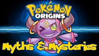 Pokémon Myths And Mysteries All Possible Hoopa Locations