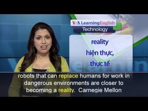 Anh ngữ đặc biệt: Robot Dirty Work (VOA-Tech)