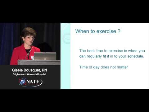 How Can Exercise Lower My Risk of Cardiovascular Disease? | Gisele Bousquet, RN