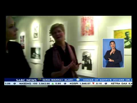 S African print-makers exhibition opened in Washington DC