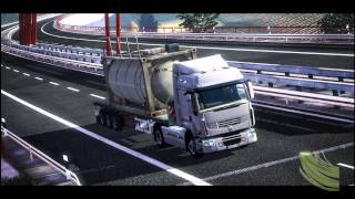 Euro Truck Simulator 2 Screen 1080p
