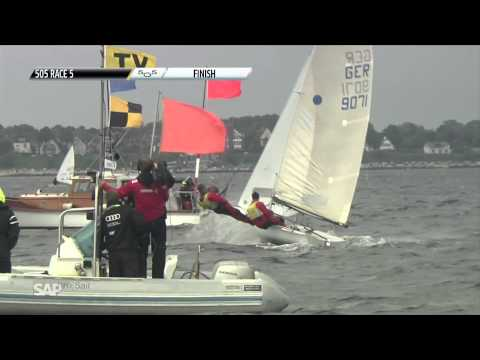 2013 Kiel Week Day 7 Highlights (English)