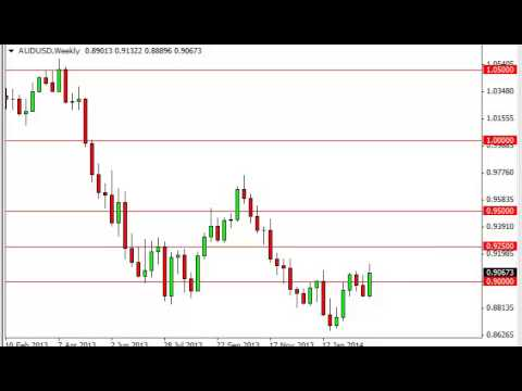 AUD/USD Forecast for the week of March 10, 2014, Technical Analysis