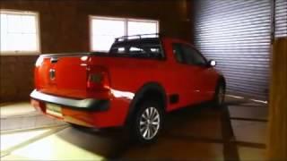 Assista Ao Vídeo Oficial Da VW Saveiro 2014 CARROS 2014