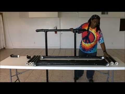 Dj Tips How To Make A Mobile Dj Booth Diy Adjustable Youtube
