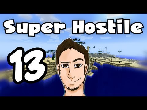 Super Hostile - Sunburn Islands Ep. 13 - Frozen Tropics