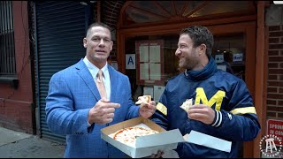 Barstool Pizza Review – Bricco With Special Guest John Cena