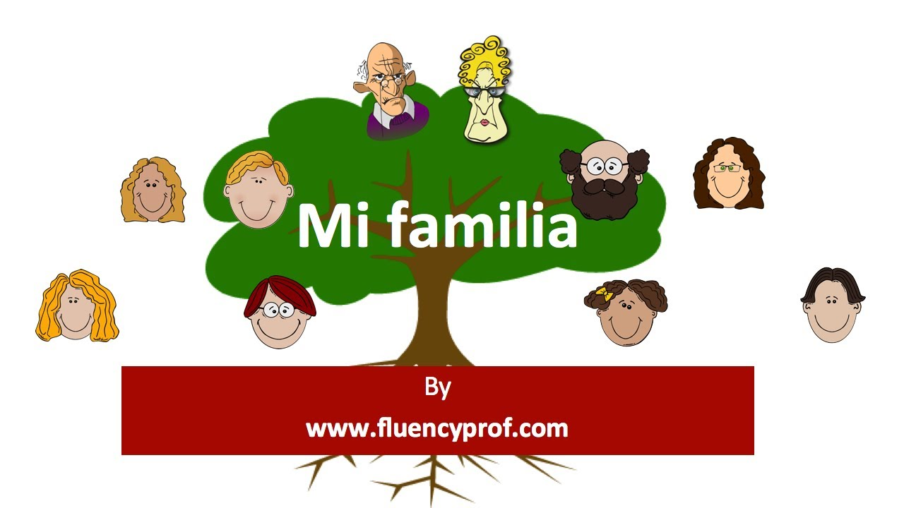 Displaying 17> Images For - Family Members In Spanish...