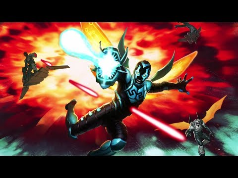 Infinite Crisis Blue Beetle Trailer