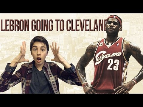 LEBRON JAMES GOING TO THE CLEVELAND CAVALIERS?!? | BREAKING NEWS | NBA FREE AGENCY DRAMA