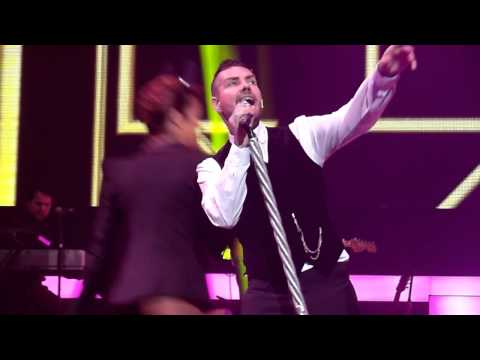 Boyzone - When The Going Gets Tough (Leeds, 9/12/13) [2]