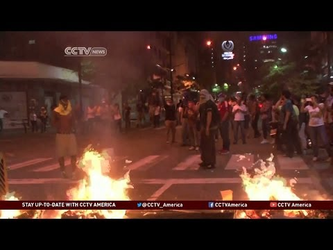 Venezuela Protests Continue