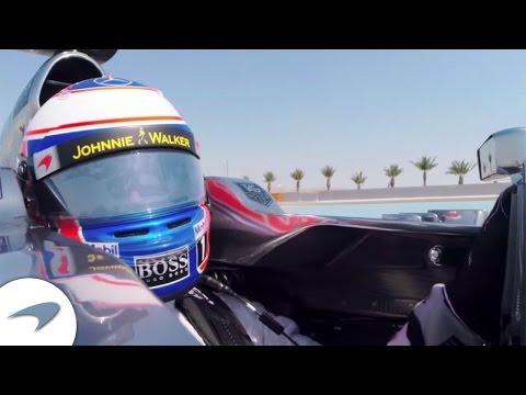 Jenson Button - 2014 F1 in focus