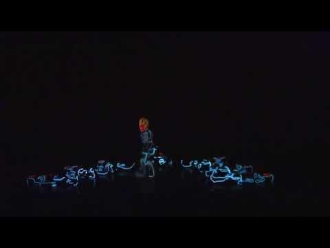 Điệu nhảy ánh sáng (tron dance) cực đỉnh của nhóm Wrecking Crew Orchestra Nhật Bản
