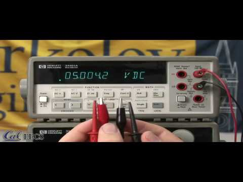 The Digital Multimeter