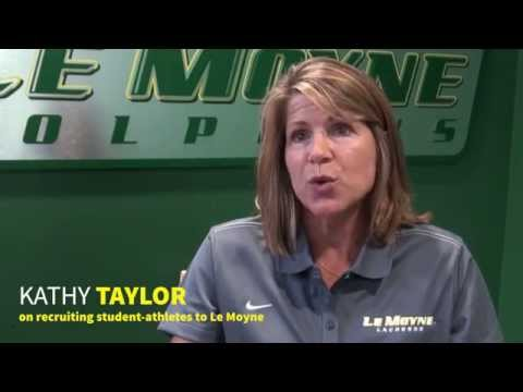 New Le Moyne College Women's Lacrosse Head Coach Kathy Taylor