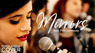 Mirrors - Justin Timberlake (Boyce Avenue feat. Fifth Harmony cover) on Spotify & Apple