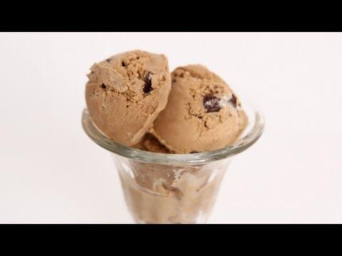 Coffee & Chocolate Chunk Ice Cream Recipe