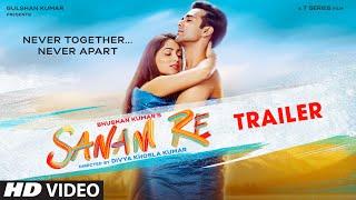 SANAM RE Movie Trailer Pulkit Samrat Yami Gautam