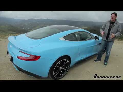 2013 Aston Martin Vanquish Review