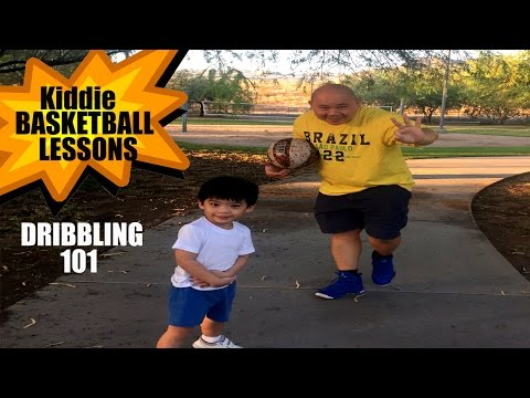 Playtime at the Park Outdoor BASKETBALL LESSONS for KIDS | SUPERXAVIERTOYS