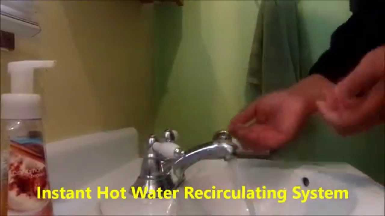 Instant hot water recirculating system for Pros and cons of hot water recirculating pump