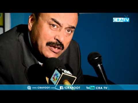 فؤاد الصحابي بعد مباراة الجولة 25 | CRA 1-1 FAR | الندوة الصحفية