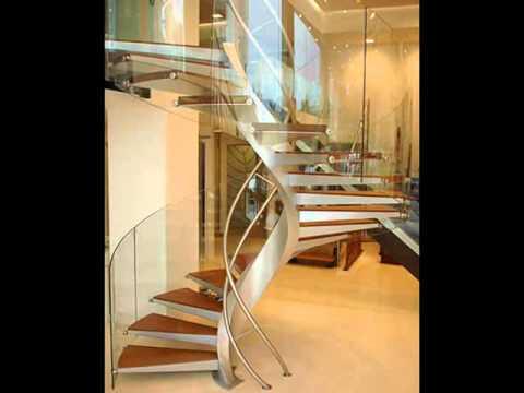 Σκάλες Κυκλικές: Ξύλινες & Μεταλλικές | InterSCALA