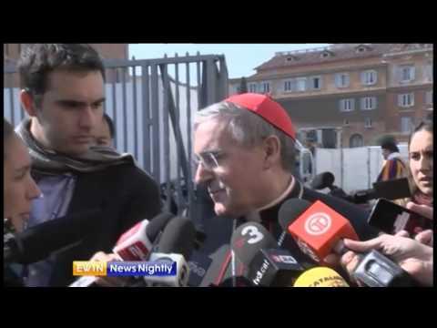 Anniversary: Pope Benedict XVI becomes Pope Emeritus