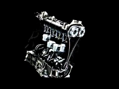 Nissan Delta Wing : the engine