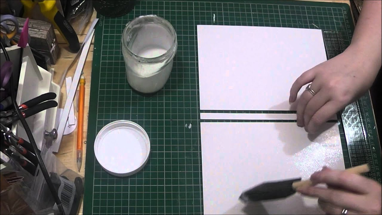 How To Make A Book Hardcover ~ Bookbinding tutorial part four making your book covers