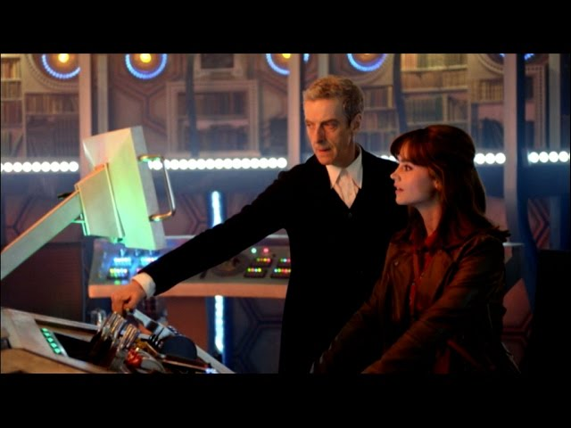 I'm the Doctor - Doctor Who Series 8 2014: Trailer - BBC One
