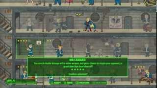 Fallout 4 - Big Leagues Perk