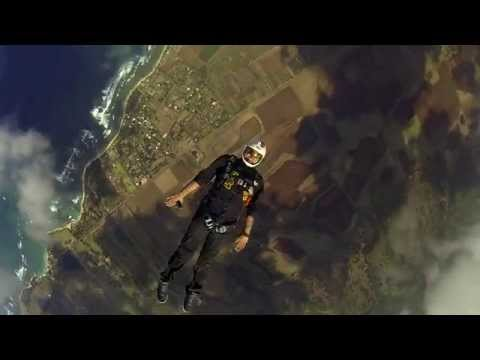 October Skydiving 2014 - Skydiving in Paradise - GoPro 4