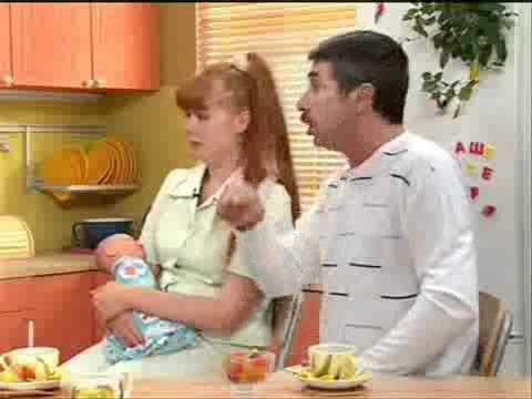 Доктор Комаровский: Комление грудью