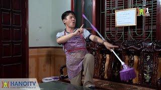 Xóm hóm ngày 14/05/2017 - Số 30   Xom hom   Anh hùng râu quặp   Phim hài 2017