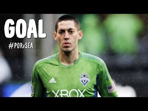GOAL: Clint Dempsey gets the hat trick on the PK | Portland Timbers vs. Seattle Sounders