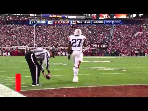 2010 Iron Bowl - #2 Auburn vs #11 Alabama -