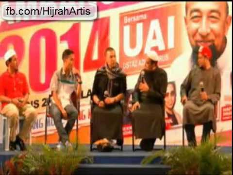Ustaz Azhar Idrus - Bikers berdepan dengan wanita seksi di litar 31/12/2013