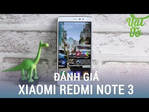 Vật Vờ| Đánh giá chi tiết Xiaomi Redmi Note 3: vẫn là điện thoại giá rẻ đáng mua