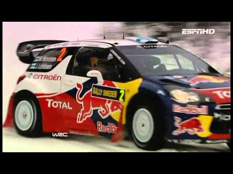 WRC Sweden 2012 Highlights - Rally Sweden 2012