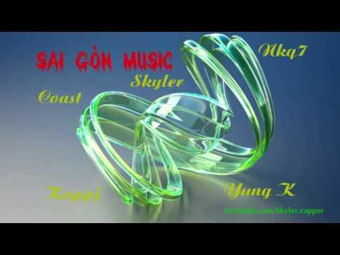 Sài Gòn Music-Kuppj ft Coast & Skyler & Yung K & Nkq7