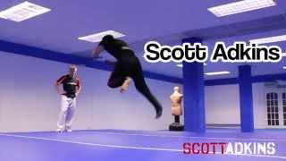 AirTrick Mini Sampler Scott Adkins & Ginger Ninja Trickster