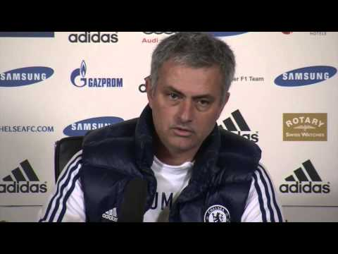 Explosive - Jose Mourinho says Wenger is a specialist in failure