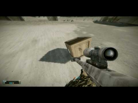 BFBC 2 - Box Shooting