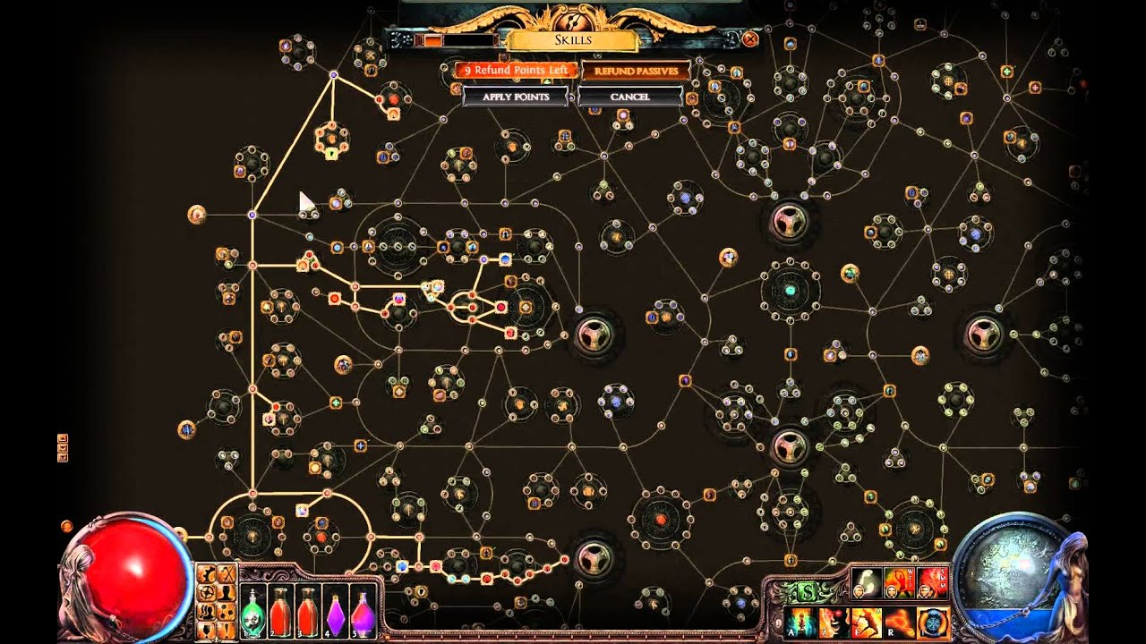 Path Of Exile Shadow Build